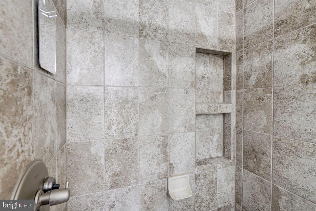 Updated Master bath - 2354 HORSEFERRY CT, RESTON
