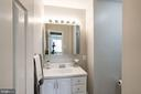 Hall Bath - 2354 HORSEFERRY CT, RESTON