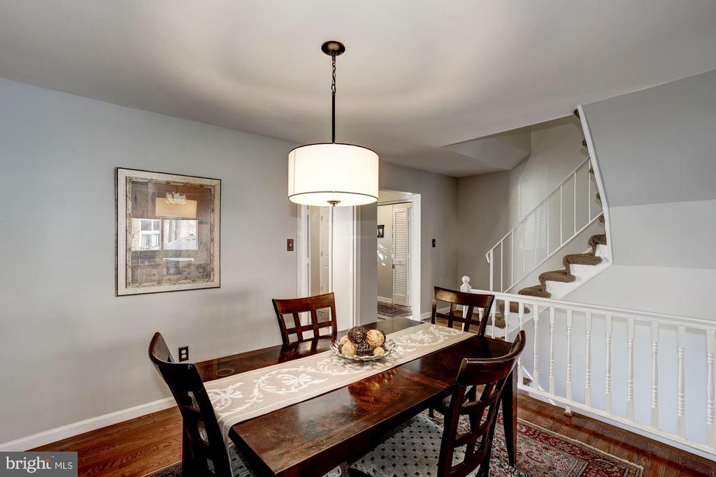 Dining Room - 2354 HORSEFERRY CT, RESTON