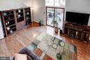 Living Room - 2354 HORSEFERRY CT, RESTON