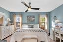 Dreamy 2nd master suite offers wooded views - 9 BROOKMEADE CT, STERLING