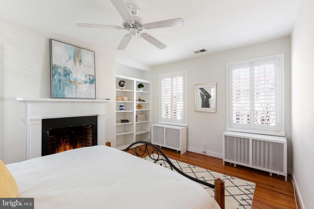 Bedroom 2 - 1406 29TH ST NW, WASHINGTON