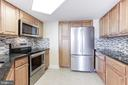 Kitchen- All New Appliances - 11800 SUNSET HILLS RD #1108, RESTON