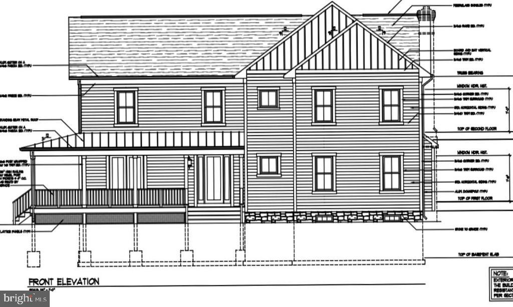 Doll Home Stickley Model - LOT 55A VINE STREET, HERNDON
