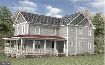 Stickley Model by Doll Homes - LOT 55A VINE STREET, HERNDON
