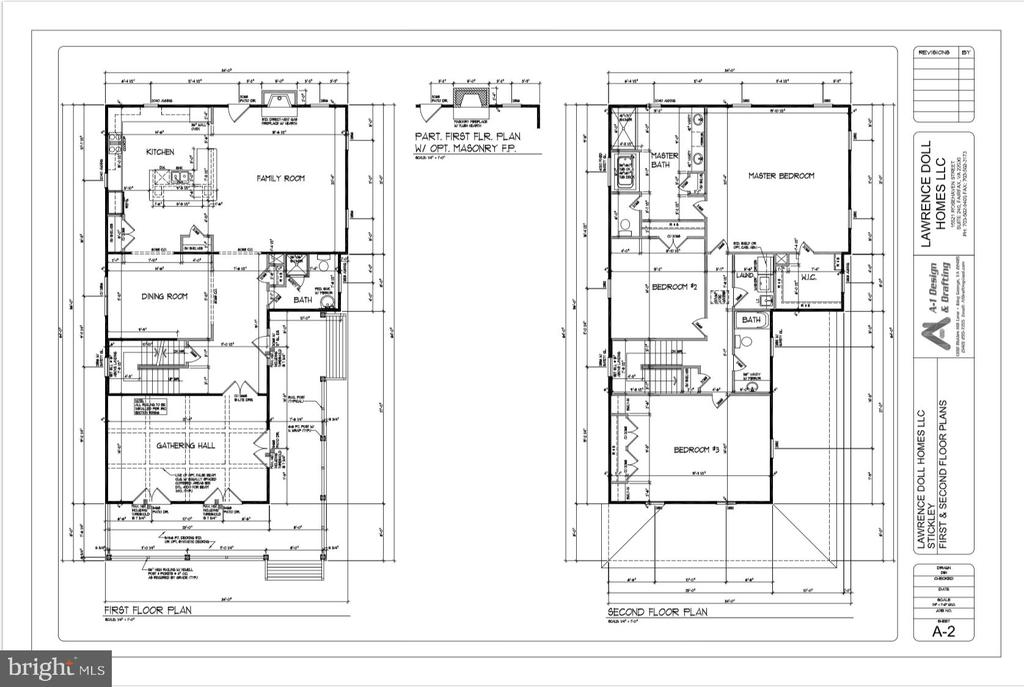 Stickley Model Main and Upper Level - LOT 55A VINE STREET, HERNDON