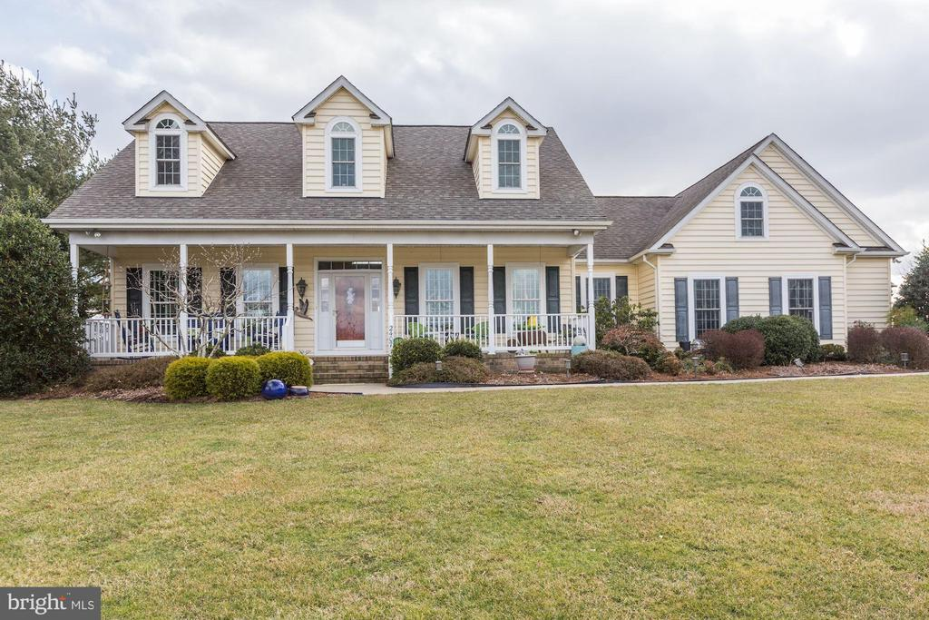 Exterior Front - 2407 FLAG MARSH RD, MOUNT AIRY