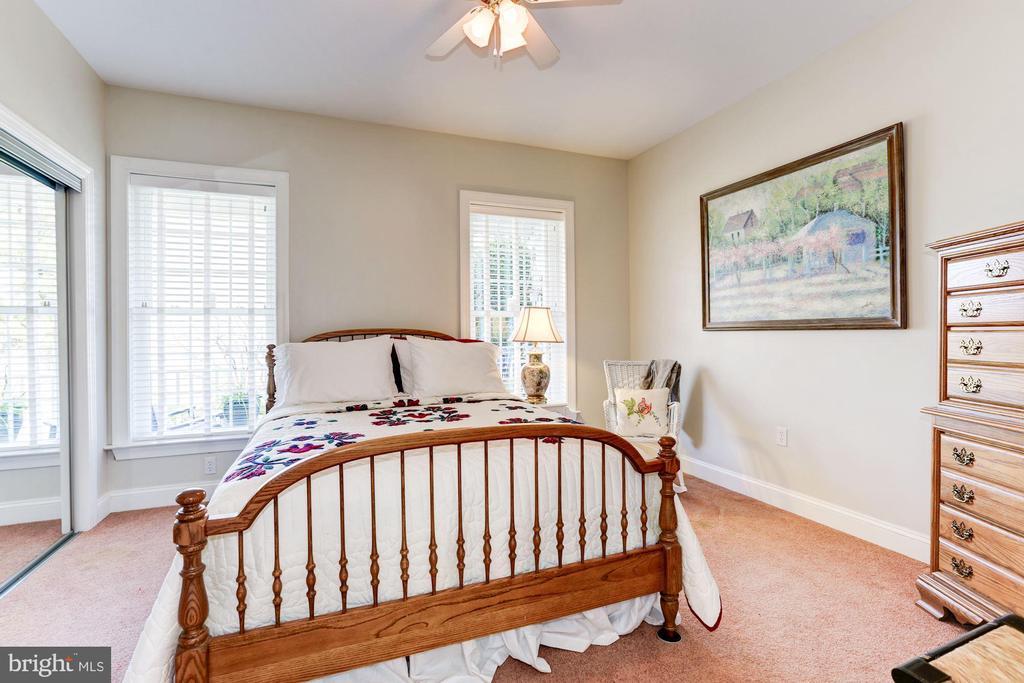 Main level bedroom #2 - 2407 FLAG MARSH RD, MOUNT AIRY
