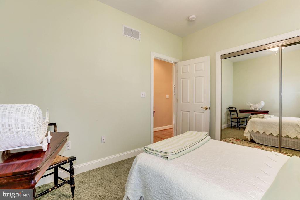 Main level bedroom #3 - 2407 FLAG MARSH RD, MOUNT AIRY