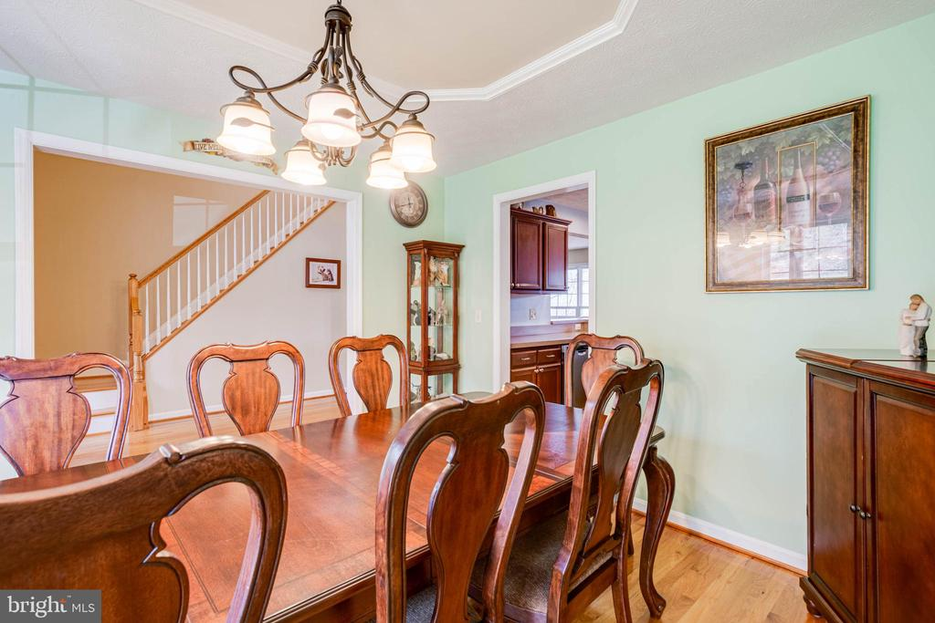 Dining Room - 350 ANGELS WAY, WINCHESTER
