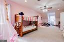 Upper Level Bedroom 1 - 350 ANGELS WAY, WINCHESTER
