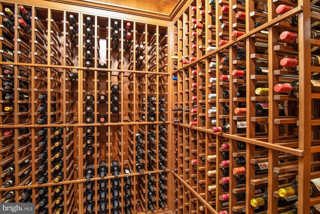 Wine Cellar - 896 ALVERMAR RIDGE DR, MCLEAN