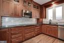 Kitchen - 1412 COVENTRY LN, ALEXANDRIA