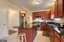 Stainless steel appliances  w/ gas range - 118 NORTHAMPTON BLVD, STAFFORD