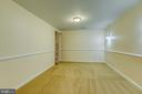 Craft room/work out room/flex room - 118 NORTHAMPTON BLVD, STAFFORD