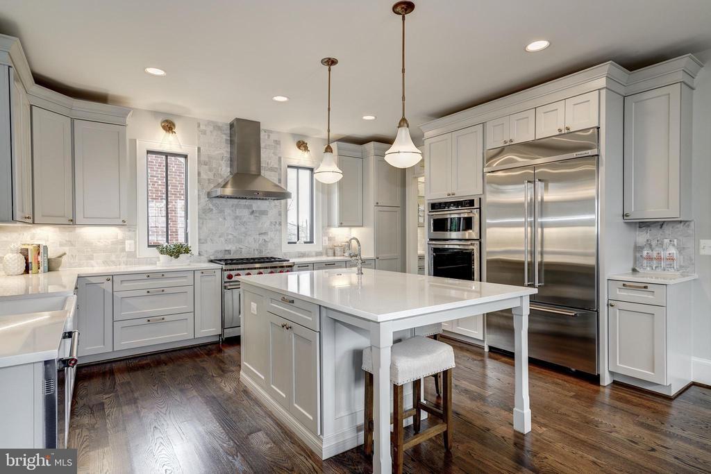 KitchenAid Architect  series fridge, dishwasher - 4856 33RD RD N, ARLINGTON