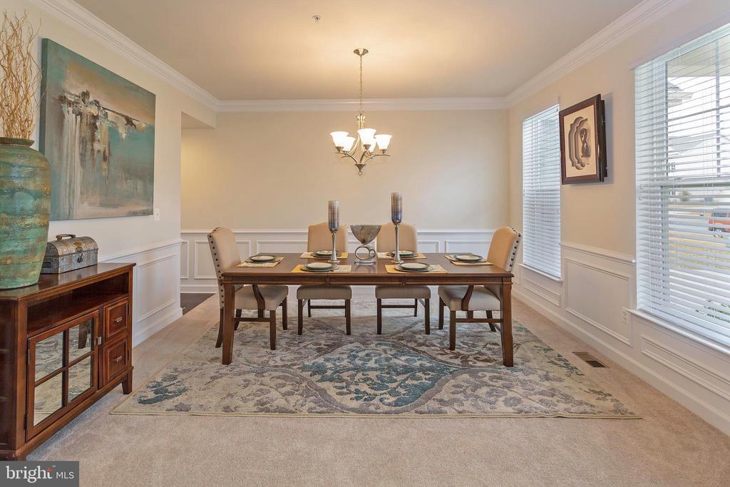 Separate Dining Room - 6109 HUNT WEBER DR, CLINTON