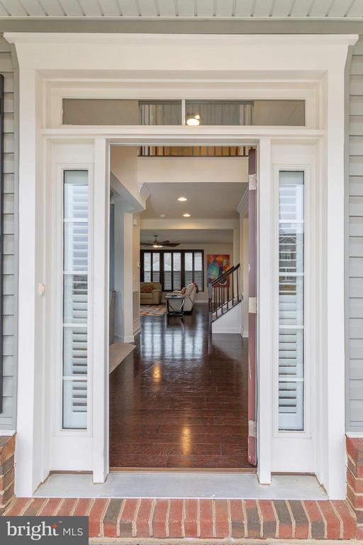 Entrance to Foyer - 6109 HUNT WEBER DR, CLINTON