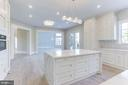 Gourmet Kitchen - 800 HORTENSE PL, GREAT FALLS