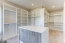 Walk-in Closet - 800 HORTENSE PL, GREAT FALLS