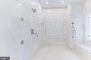 Master Bath Shower - 800 HORTENSE PL, GREAT FALLS