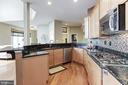 Kitchen - 18348 FAIRWAY OAKS SQ, LEESBURG