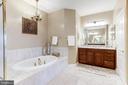 Master Bathroom - 18348 FAIRWAY OAKS SQ, LEESBURG