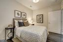 Guest bedroom - 1745 N ST NW #210, WASHINGTON