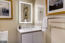 Powder room - 1745 N ST NW #210, WASHINGTON