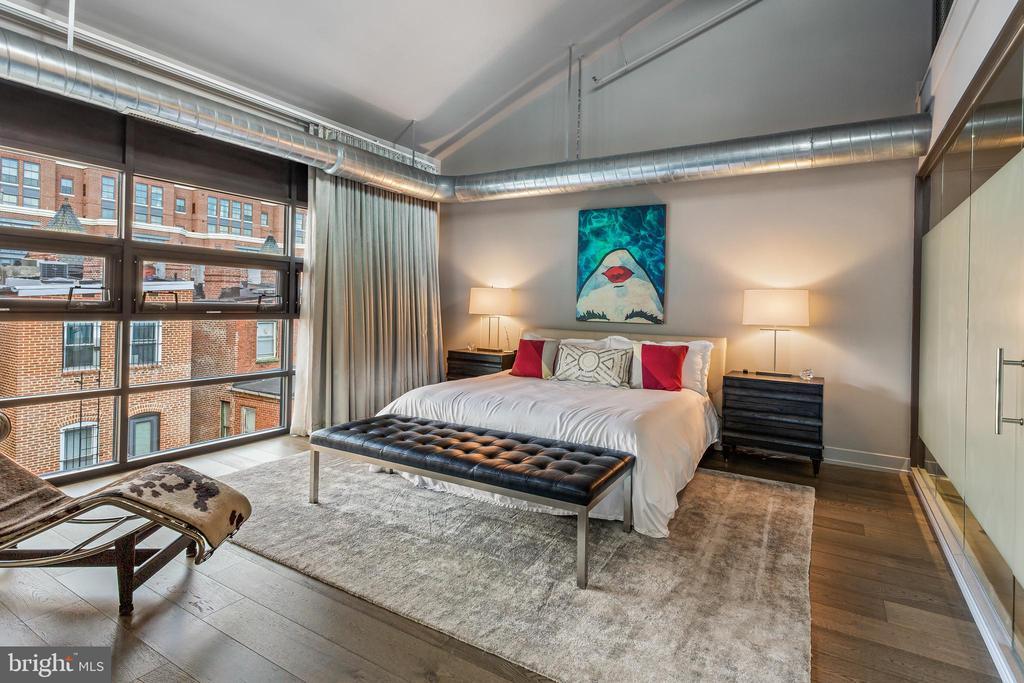 Master Bedroom - 2125 14TH ST NW #301W, WASHINGTON