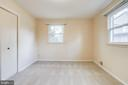 Bedroom 3, light and airy. - 9211 ANTELOPE PL, SPRINGFIELD