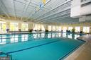 Indoor Pool - 30 HIGHLANDER DR, FREDERICKSBURG