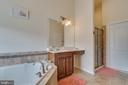 Separate Vanities and Standalone Shower - 8 LAMPLIGHTER LN, STAFFORD