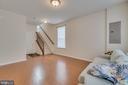 Lower Level Recreation Room - 8 LAMPLIGHTER LN, STAFFORD