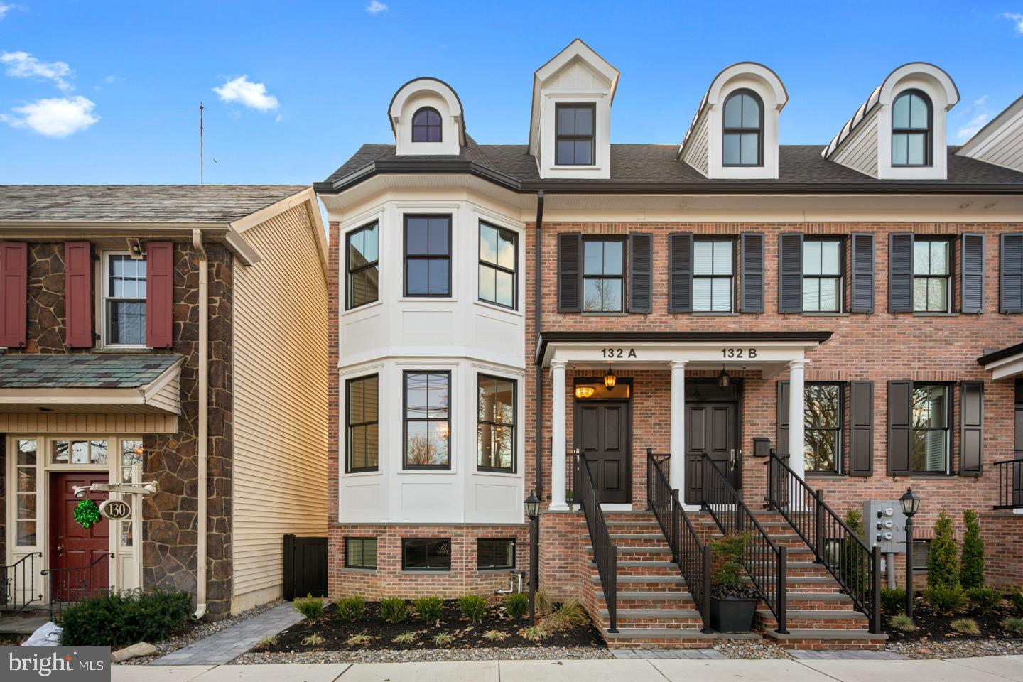 Single Family Homes por un Venta en Haddonfield, Nueva Jersey 08033 Estados Unidos
