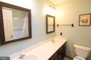 Master Bathroom - Double Vanity Sinks - 117 GREEN ST, LOCUST GROVE