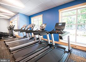 Fitness Center - 117 GREEN ST, LOCUST GROVE