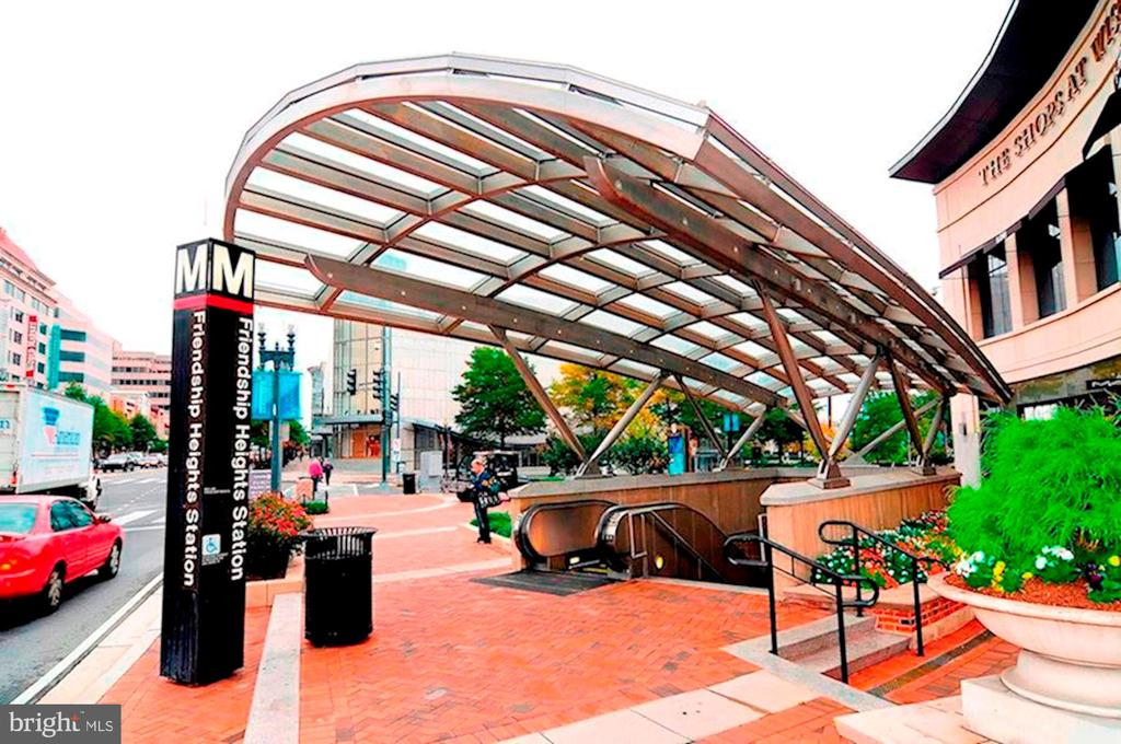 Friendship Heights Metro Station - 5500 FRIENDSHIP BLVD #1604N, CHEVY CHASE