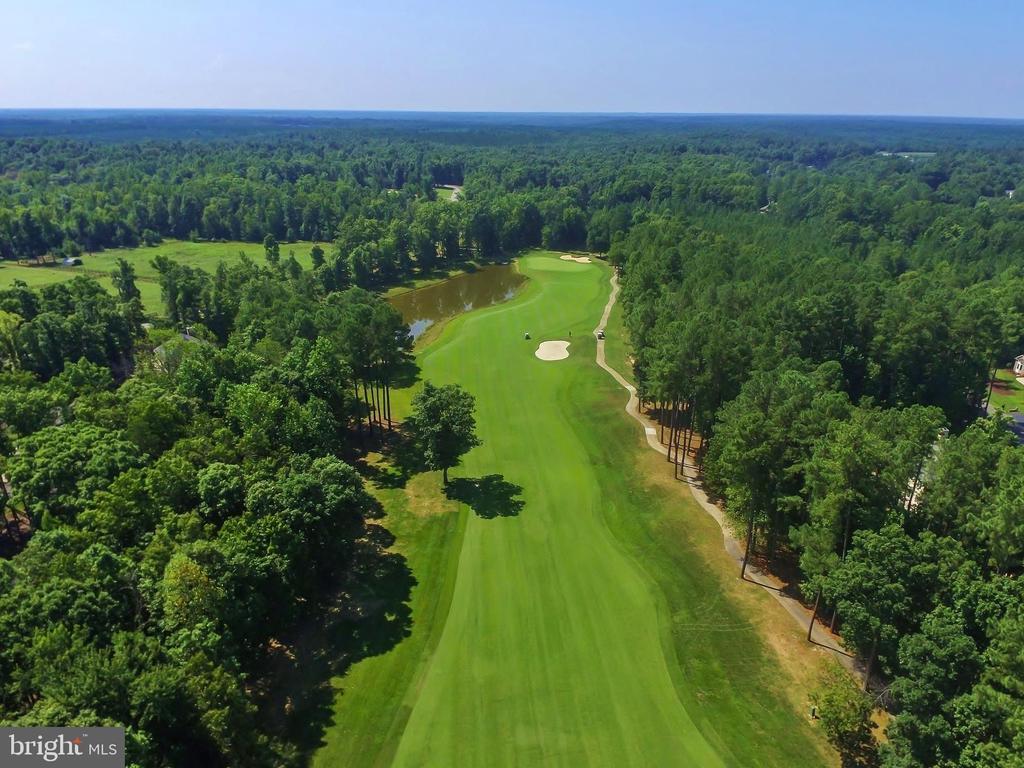 Arnold Palmer designed 18 Hole  golf course - 11519 GENERAL WADSWORTH DR, SPOTSYLVANIA