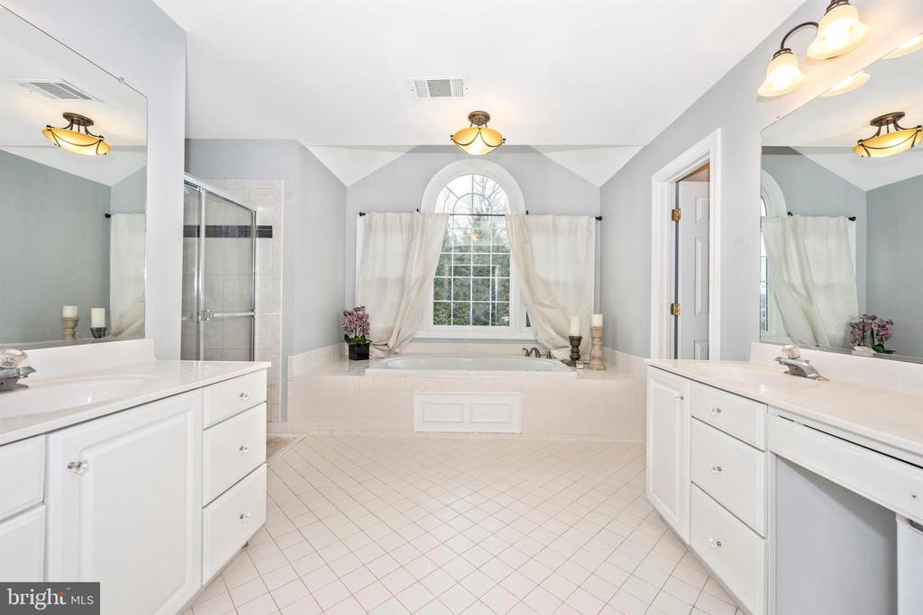Luxury Master Bath is huge as well - 2983 SUMMIT DR, IJAMSVILLE