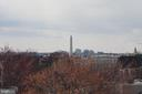 ACTUAL VIEW FROM THIS PENTHOUSE! - 1309 E ST SE #24, WASHINGTON