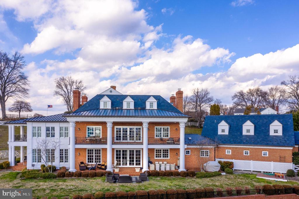 Classic Colonial Estate - 1932 CARROLLTON RD, ANNAPOLIS