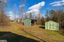 TRACTOR SHED & 10X12 SHED - 9630 SOUTHLAKE DR, SPOTSYLVANIA