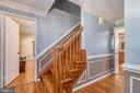 Custom trim throughout home - 42 MOURNING DOVE DR, STAFFORD