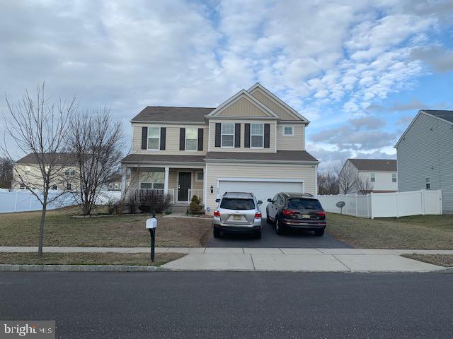 Single Family Homes 为 销售 在 佛罗伦萨, 新泽西州 08518 美国