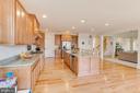 Huge kitchen - 2955 BRUBECK TER, IJAMSVILLE