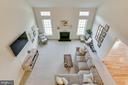 Amazing view of the Great Room from upstairs - 2955 BRUBECK TER, IJAMSVILLE