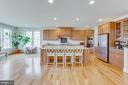 Granite counters, stainless steel appliances - 2955 BRUBECK TER, IJAMSVILLE