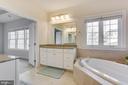 Master Bathroom - 2955 BRUBECK TER, IJAMSVILLE