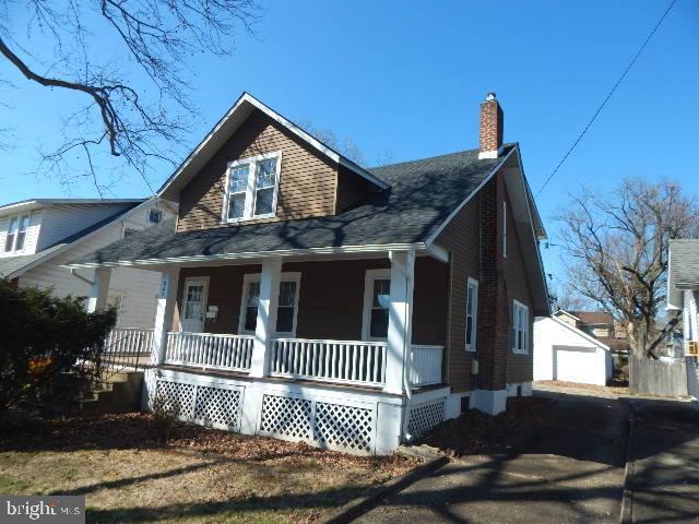 Single Family Homes 为 销售 在 Audubon, 新泽西州 08106 美国